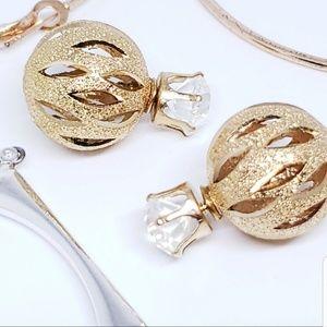 ❤Three Pairs Earrings
